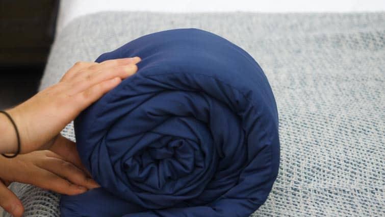 bamboo infinity pillow