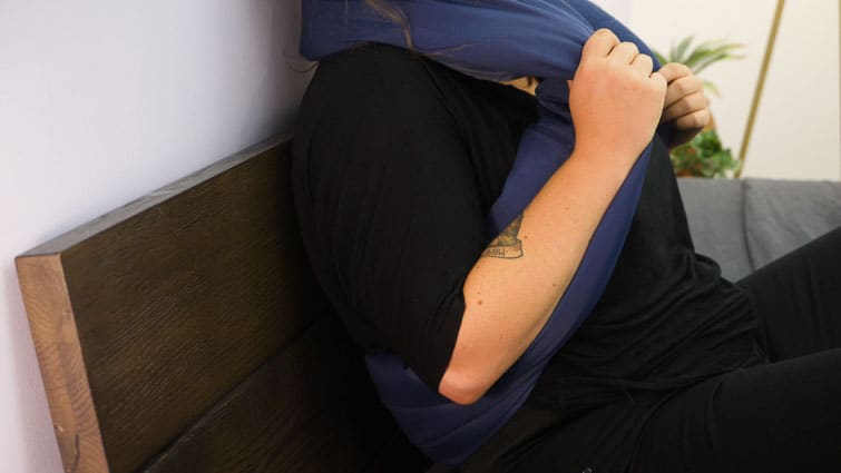 Infinity Pillow back support