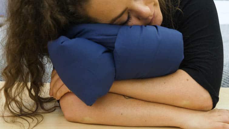 travel pillow sleep