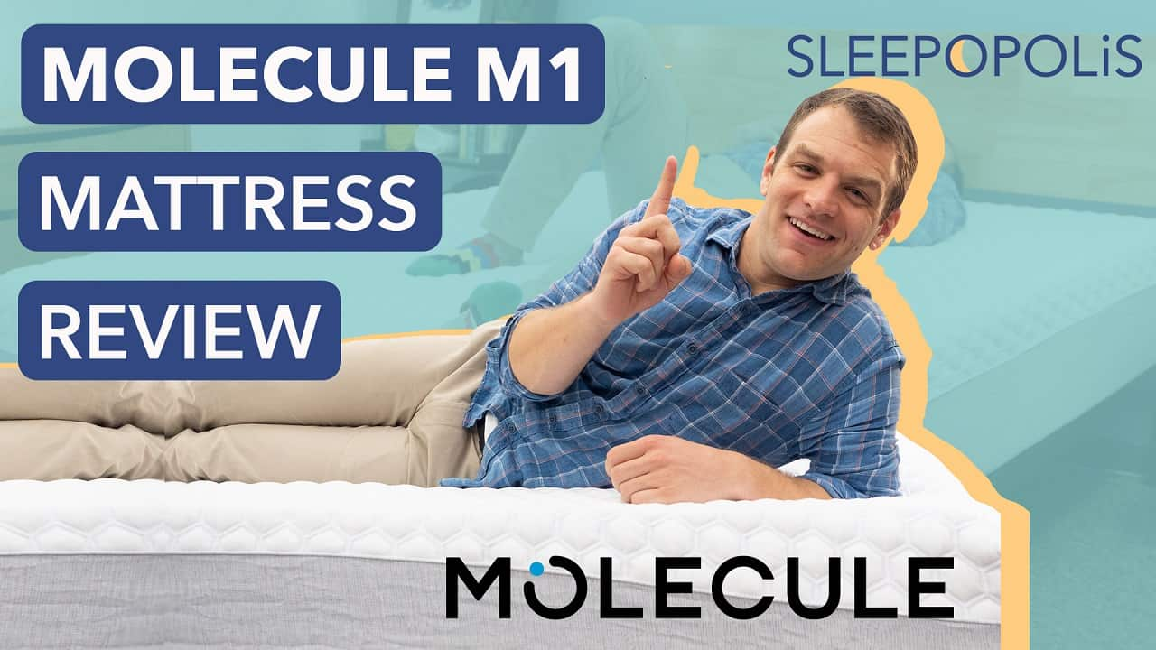 Molecule 1 Mattress Review Sleepopolis