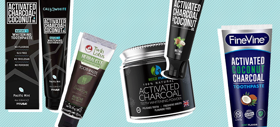Best Charcoal Toothpastes