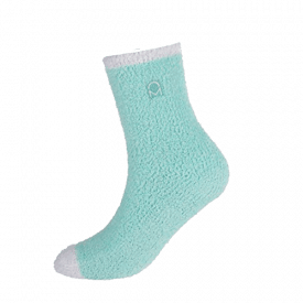 Noble Mount Women's Anti-Skid Fuzzy Winter Crew Socks