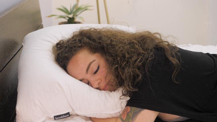 Brooklinen Plush Pillow
