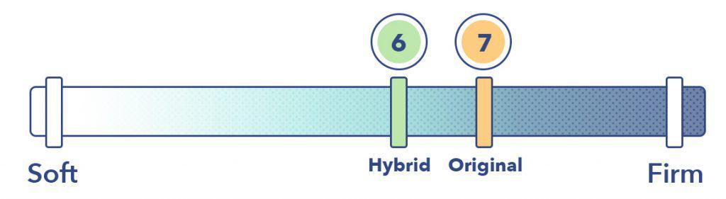 Bear vs. Bear Hybrid Firmness Test