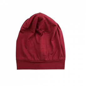 FocusCare Satin Lined Slouchy Sleep Cap