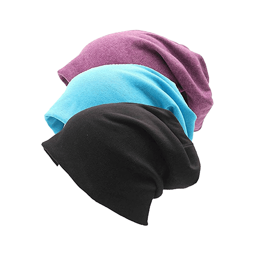 Gellwhu Cotton Beanie Sleep Cap