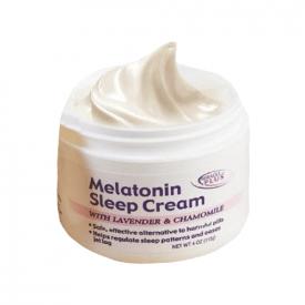 Concept Laboratories Melatonin Sleep Night Cream With Lavender & Chamomile