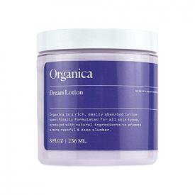 Organica Dream Lotion Moisturizing Lavender Sleep Cream