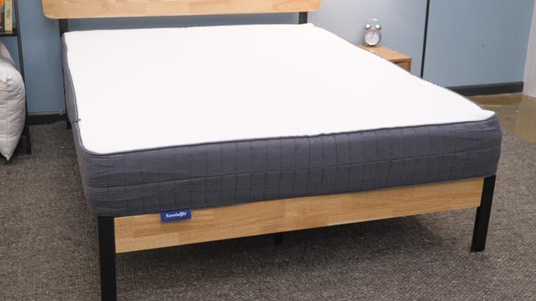 SweetNight mattress in bedroom