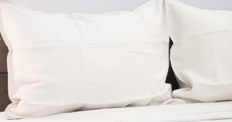 pillowcases casper linen