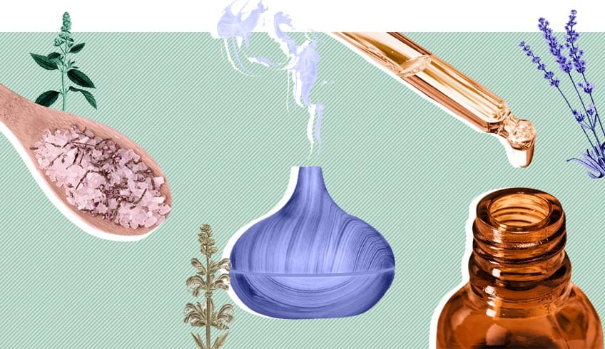 How to use aromatherapy