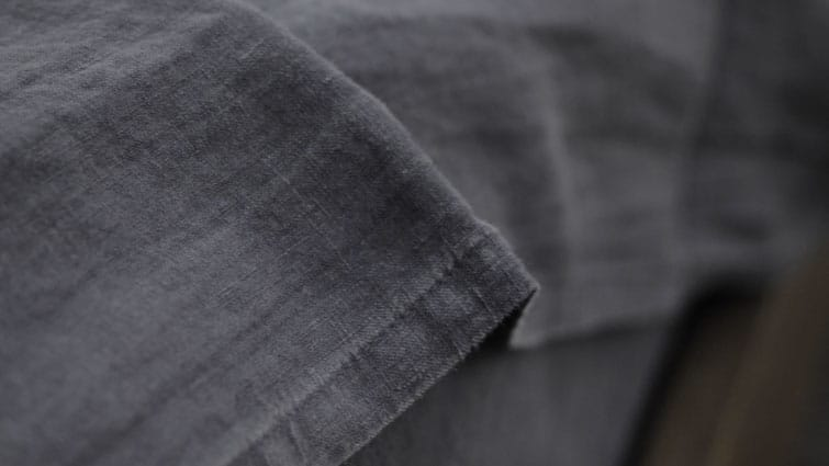coal parachute linen