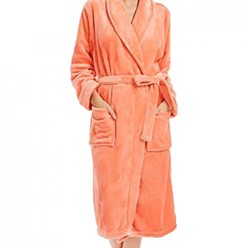 M&M Mymoon Women's Fleece Robe