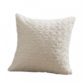 LANANAS Luxury Faux Fur Throw Pillow Covers