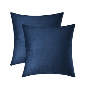 Mixhug Velvet Decorative Throw Pillow Covers