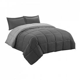 HIG 3pc Down Alternative Comforter Set