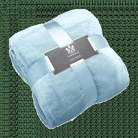Kingole Flannel Fleece Microfiber Throw Blanket
