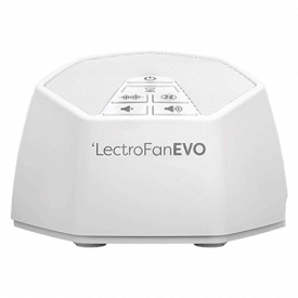 Adaptive Sound Technologies LectroFan Evo White Noise Sound Machine
