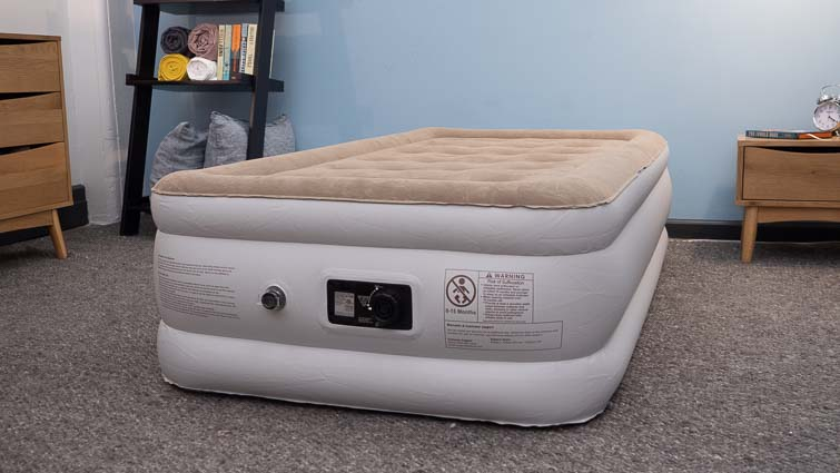 pvc airbed