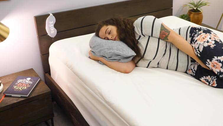 COOP Mattress Topper soft side