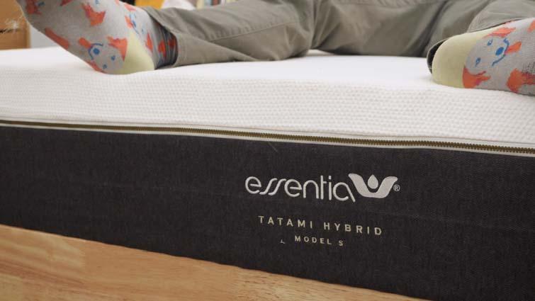 Essentia Tatami Hybrid Test