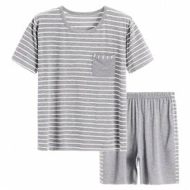 Latuza Men's Summer Sleepwear