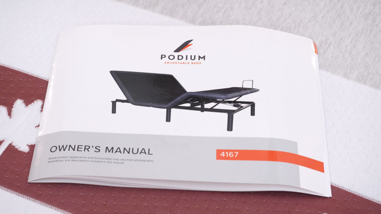 Podium user's manual