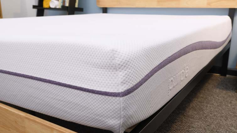 Purple Mattress Cover