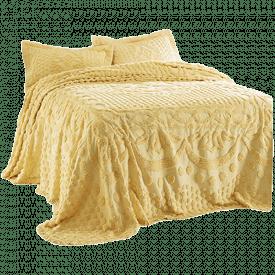 BrylaneHome Georgia Chenille Bedspread