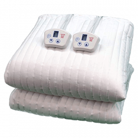 Electrowarmth M60Fld Heated Mattress Pad