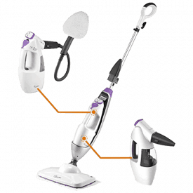 LIGHT 'N' EASY All-In-One Steam Mop