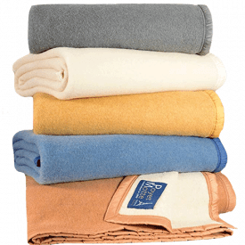 Poyet Motte Aubisque Heavyweight Wool Blanket