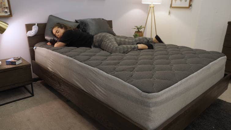 eLuxury midnight grey pad