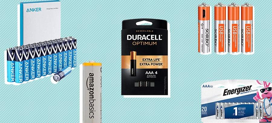 Best AAA Batteries