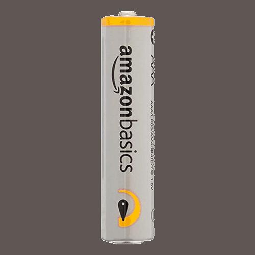 AmazonBasics AAA 1.5 Volt Performance Alkaline Batteries