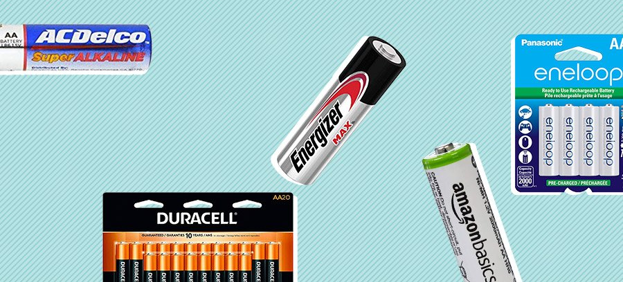 Best AA Batteries