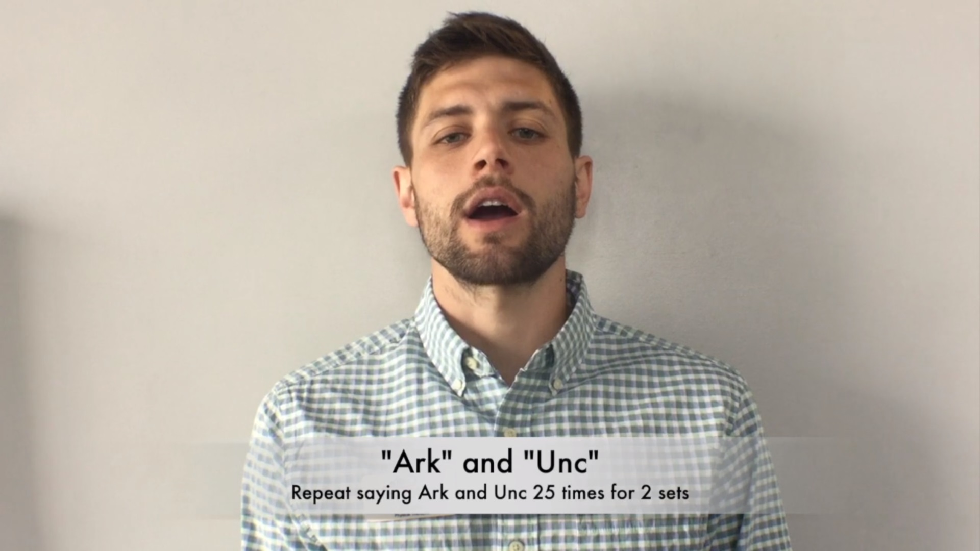 Ark Unc oral exercises, sleep apnea article