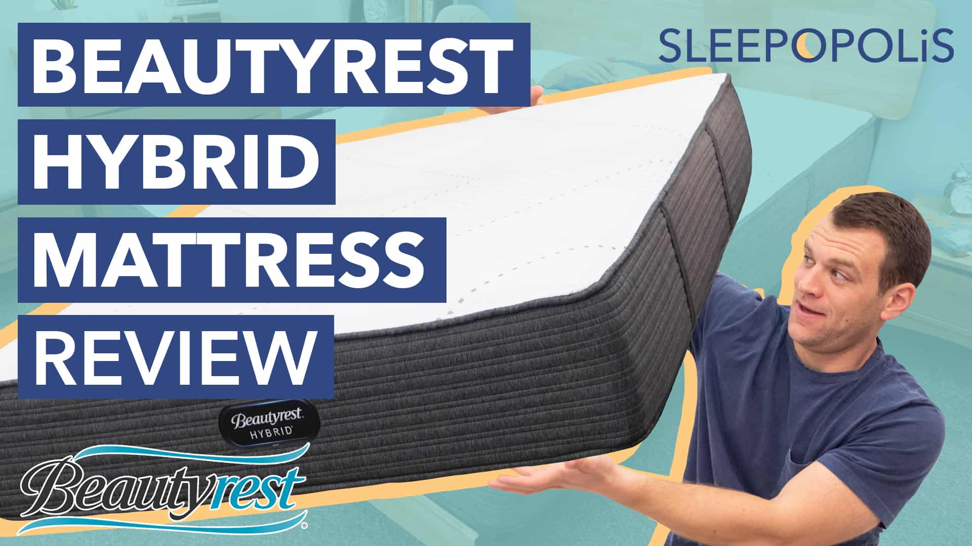Beautyrest Hybrid Mattress Review Will Side Sleepers Like This Bed