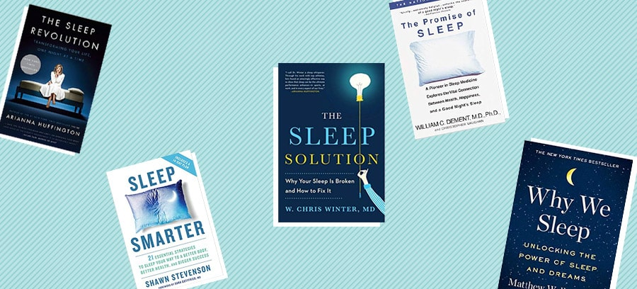 Best Books on Sleep