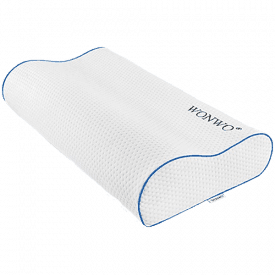 Wonwo Memory Foam Cervical Pillow