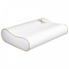 Royal Therapy Memory Foam Contour Pillow