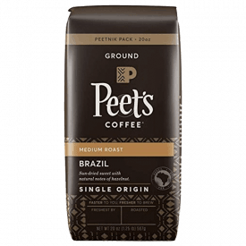 Peet's Ground Coffee