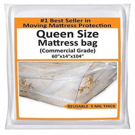 MovingHost Heavy Duty Mattress Storage Bag