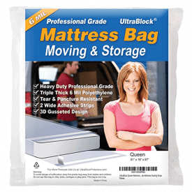 UltraBlock Mattress Bag for Moving
