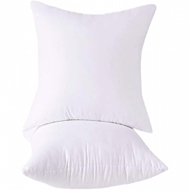 HOMESJUN Down Alternative Decorative Throw Pillow Insert