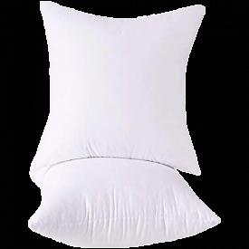 HOMESJUN Down Alternative Decorative Throw Pillow Insert