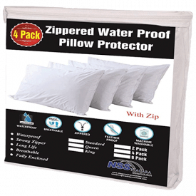 Niagara Sleep Solution Waterproof Pillow Protectors