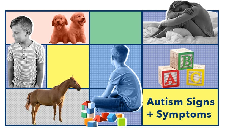 Signs and Symptoms of ASD