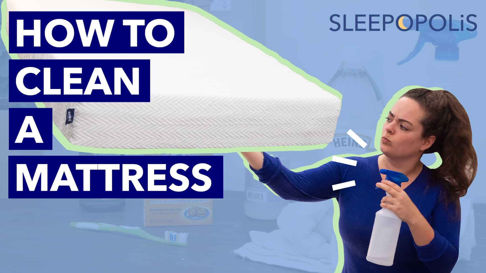 How To Clean A Mattress 2021 Ultimate Guide