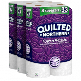 Quilted Northern Ultra Plush Toilet Paper